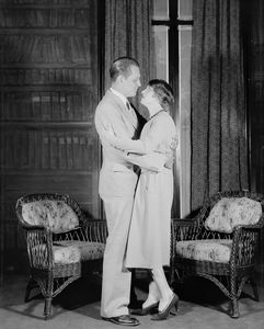 Ernest Glendenning as Dr. Edward Darrell and Elizabeth Risdon as Nina.