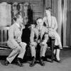 Ernest Glendenning as Edward Darrell, Erskine Sanford (center) as Charles Marsden and Elizabeth Risdon as Nina.