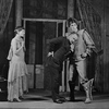 Sylvia Field, Harry Mestayer, and Albert Van Dekker in the stage production R.U.R. [Rossum's Universal Robots]
