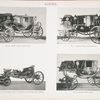 Fig. 74. - Modern Imperial state coach; Fig. 75. - Modern Imperial state chariot; Fig. 76. - Festival state carriage used by Her Majesty the Empress Marie Theresa; Fig. 77. Imperial dress landau. Austria.
