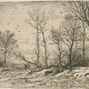 Paysage, hiver.]