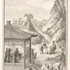 Confucius fait distribuer aux pauvres de la Campagne mille mesures de Rix ...