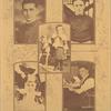 Tintypes: [9. H.J. Klinger ; 10. M.E. Coyle ; 11. C.L. McCuen ; 12. Harlow H. Curtice ; 13. Nicholas Dreystadt]