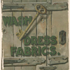 Enter! Wash dress fabrics. The H.B. Claflin Company.
