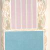 Exhibit number one (A). Crépe silk rayé; Exhibit number one (B). Crépe nouveauté.