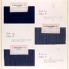 Class E and Class F: swatches of fabric.