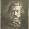 Portrait de l'auteur.]