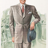 Model No. 902. Three button notch lapel style for young men.