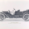 The American Gadabout; Five passenger; Four cylinder, 50-60 h. p.,  $ 3,750.