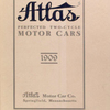 Atlas perfected two-cycle motor cars.