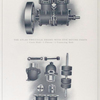 The Atlas two-cycle engine with five moving parts: 1 crank shaft - 2 pistons - 2 connecting rods.