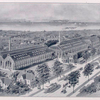 View of the Babcock Electric Carriage Company.