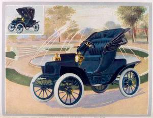 Model 6 Victoria phaeton; Price, $ 1,800.