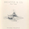 Delaunay Belleville Motor Cars; Brewster & Co., New York [Title page].