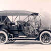 Brewster seven-passenger Touring-car body on Delaunay Belleville 40 horse-power chassis.