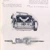 Specifications for Firestone-Columbus Model 5002 (springs, axles, wheel base, gasoline tank, body, hood).