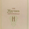 The Haynes Automobile [Trademark symbol].
