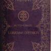 Lorraine-Diétrich automobiles [Front cover].