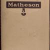 Matheson motor cars.