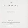 Les liliacées, Tome second, [Title page]