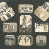 Photographs depicting nurses in uniform, in civilian dress, at Camp Upton, Long Island, New York.