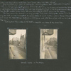 Diary entries : La Havre, France Aug 1, 1918 cont.; photographs depicting street scene in La Harve, France.