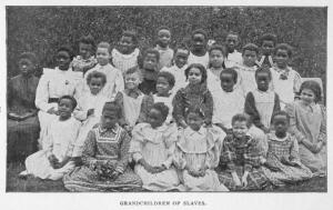 Grandchildren of slaves.