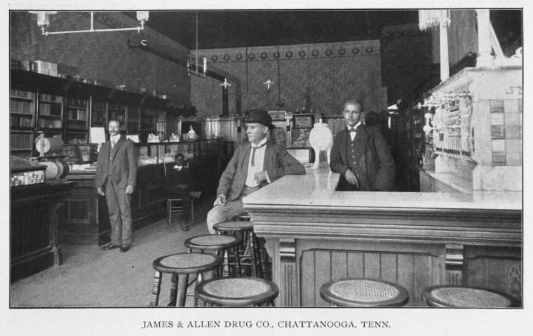 James & Allen Drug Co., Chattanooga, Tenn.
