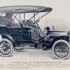Franklin Type D, 105 - inch wheel - base $ 2, 800.