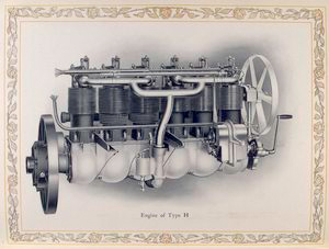 Engine of Type H.
