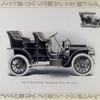 Type G four-cylinder Touring-car $ 1850 (top extra).