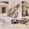 Ambulance Co. dressing station ; Concrete construction of entrance ; Observation post.