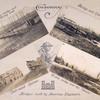 Consenvoy, bridges built by American engineers : Emergency bridge and corduroy road ; Bridge over canal stream ; Toot-sweet corner ; Middle bridge over the Meuse.