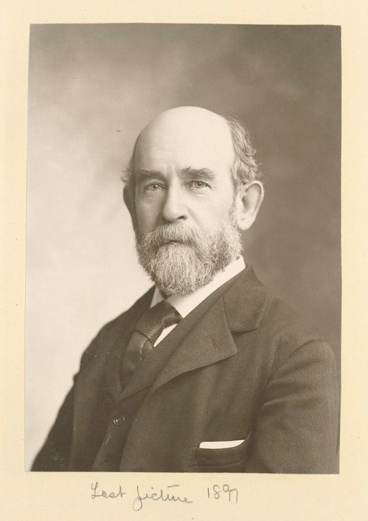 Fascinating Historical Picture of Henry George