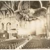 Interior of Trinity Church, Boston.