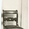Colonial American side chair [2].]