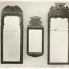 Eighteenth century mirrors.
