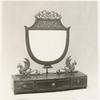 Mirror for chest of drawers.