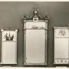 Early 19th century mirrors.