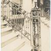 Iron railing,] 218 So. 9th St., Philadelphia, Pa.