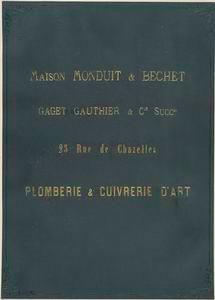 Album de la construction de la Statue de la Liberté