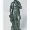 Robert Burns (Number 9) [Statuette in bronze by Paul R. Montford]