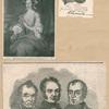 Mrs. Dunlop at the age of seventeen - Burns's 'Clarinda' [The Literature Journal, Nov. '97] - Portraits of the three sons of Robert Burns, residing at Edinburgh.