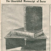 The Glenriddell Manuscript of Burns [from Caledonian]