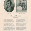 Robert Burns - Robert Burns' mother, with a poem by Neil MacDonald [2 portraits, from the Caledonian, pg. 465]