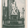 Burns statue, Dumfries, Scotland. [from The Caledonian, pg. 156]