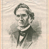 portrait of Elihu Burritt,. died March 7.