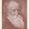 John Burroughs [on the cover of an invitation].