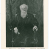 Portrait of John Burroughs by Princess Lwoff Parlaghy.