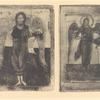 Sv. Ioann Predtecha v obraze angela ; Sv. Ioann Predtecha v obraze angela.
